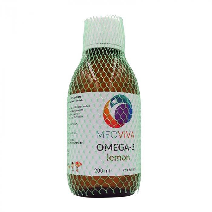 omega-3 Fischöl flüssig